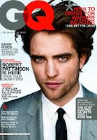 Rob en couverture de GQ GQ+avril09+00