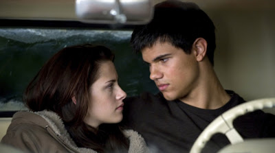 Bella Swan et Jacob Black