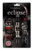 Crayons et règle Twilight Eclipse