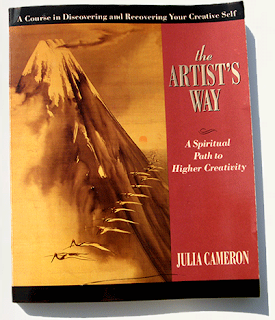 Julia Cameron's The Artist's Way book cover