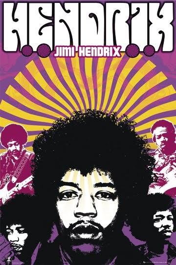 Jimi Hendrix  Tous les concerts
