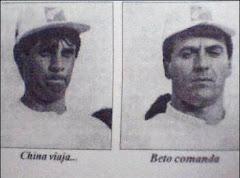 Técnico CHINA(ex Grêmio) e Beto Vetromille