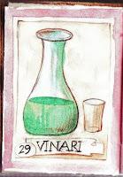 Italian medieval ink