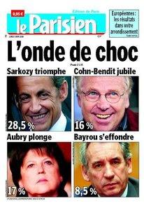 Eleições Europeias em França