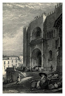 Coimbra. Sé velha
