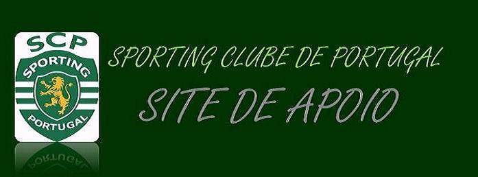 Sporting Clube de Portugal - Site de Apoio