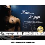 Tatuajes para hombres/gays