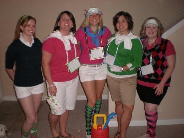 Dress Up Golf