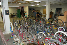 Bikes in da' Basement