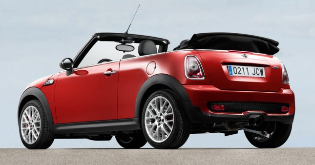 auto cargo transport 2010 mini cooper convertible. Black Bedroom Furniture Sets. Home Design Ideas