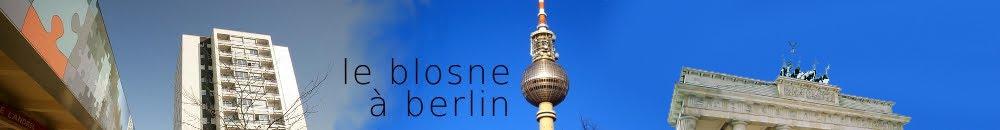 Le Blosne ist ein Berliner