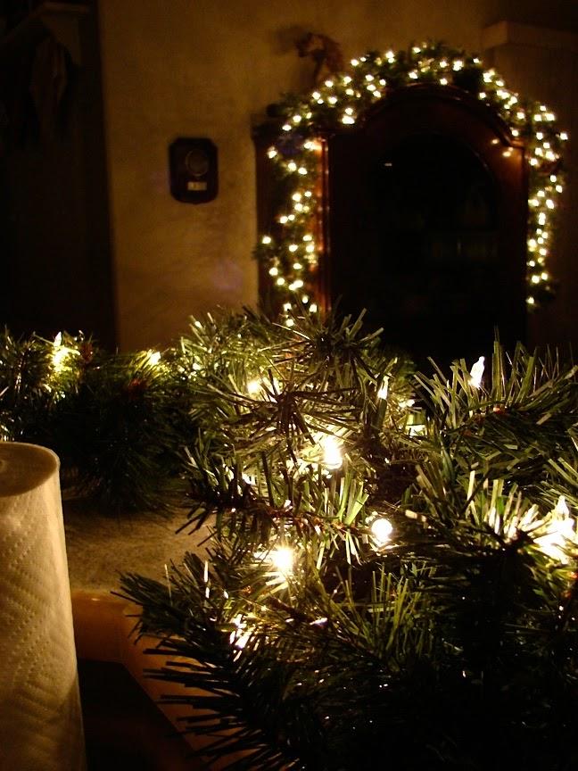 little acorns twinkle lights. Black Bedroom Furniture Sets. Home Design Ideas