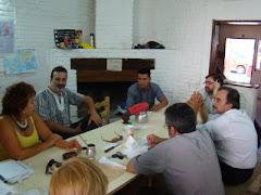 Reunión SI Provincial - 24/02/2009
