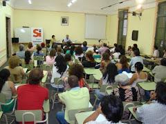 """Charla debate """"Violencia Juvenil, Seguridad Ciudadana y los Derechos Fundamentales: Responsabilidad"""