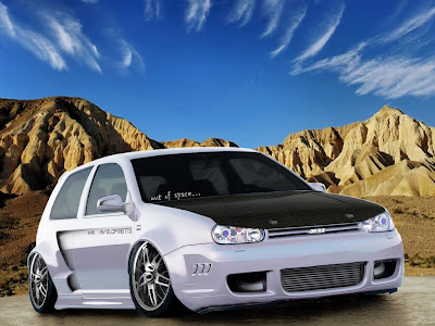 volkswagen golf 4 tuning. Volkswagen Golf 4 Tuning.