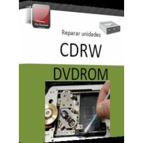 Mantenimiento y reparacion de unidades de CDRW