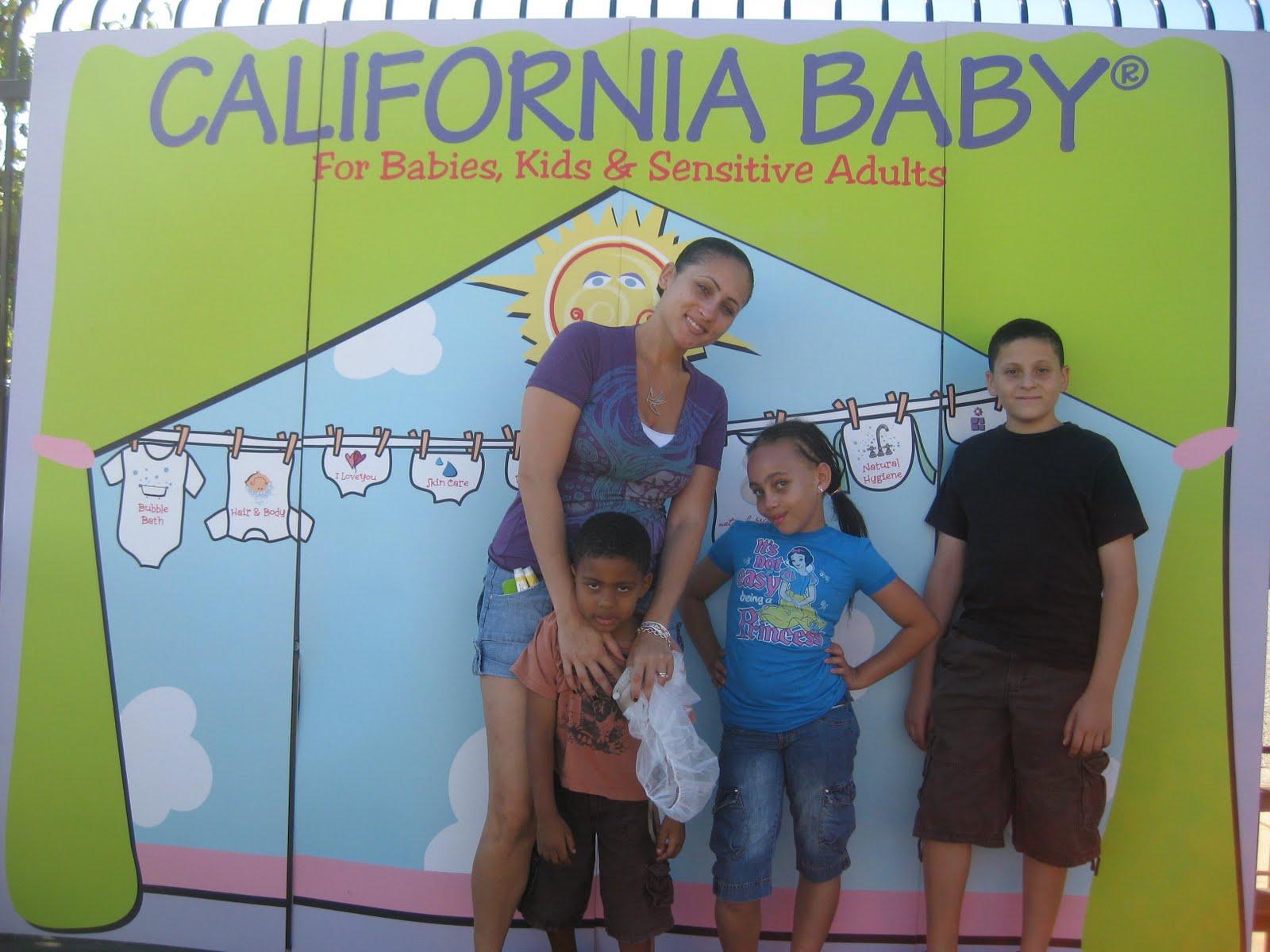 Cristina carlino family - Event Review California Baby Family Festival