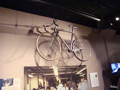 MIT aluminum bicycle