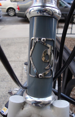 Geekhouse Bikes headbadge
