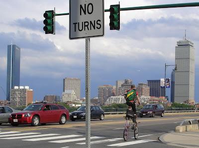 tall bike Boston