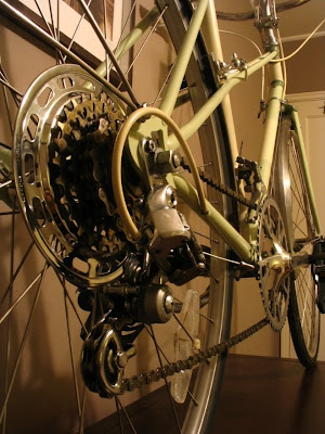 bike mixte bicycle conversion