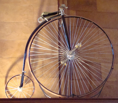 pennyfarthing antique bicycle bike Smithsonian