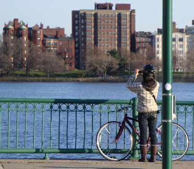 visit Boston by bike