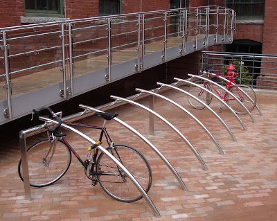 long bike racks