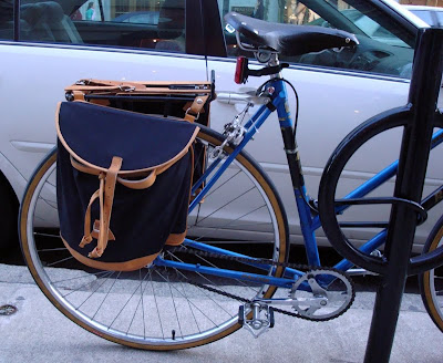 bicycle panniers DIY