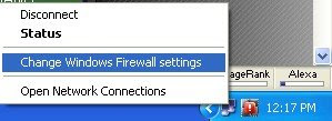 yahoo messenger firewall