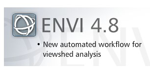 ENVI - Remote Sensing and GIS software