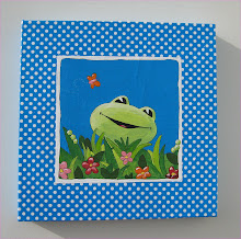 Frogs and dots