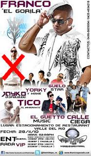 Jayko no estara en San Felipe , Yaracuy Venezuela