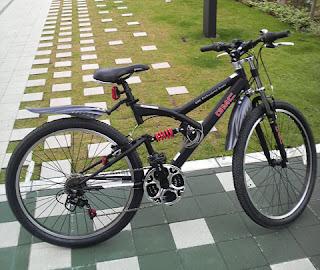 Bicicleta GMC