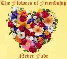 FLOWERS OF FRIENDSHIP AWARD
