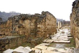teixoi kiones%5B1%5D Πανελλήνιο Αρχαιολογικό & Ιστορικό συνέδριο στην Έδεσσα