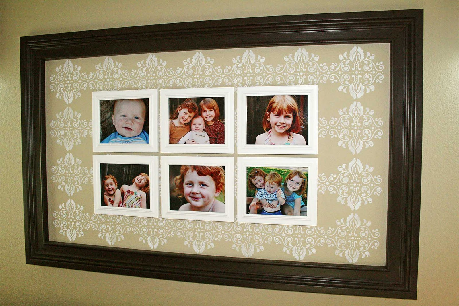 carrot top x 3: frames within a frame