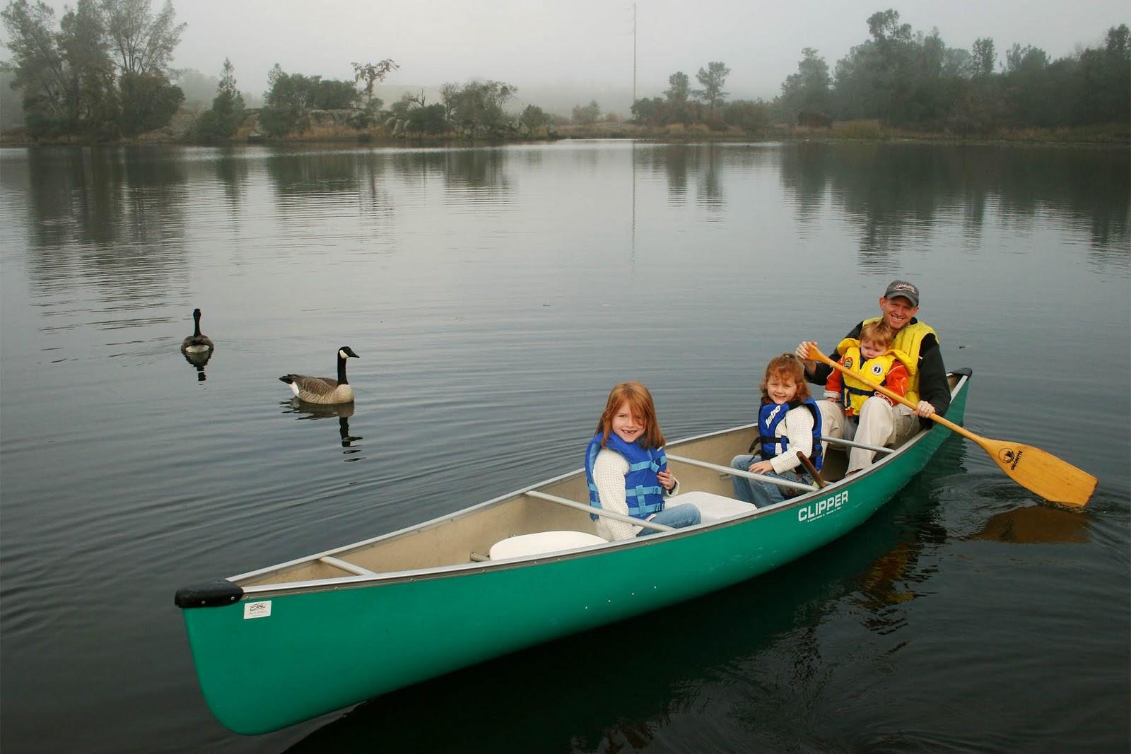 carrot top x 3 canoeing in december