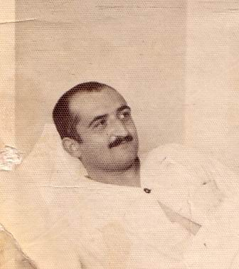 Ο λατρεμένος πατέρας μου Νίκος Χ. Θεοφίλης