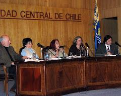 """Bautizo en Chile de """"Londres 38, Londres 2000"""""""