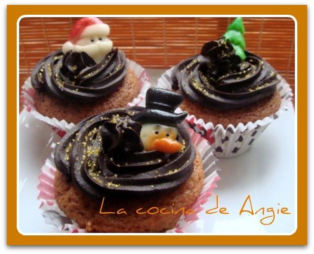 La cocina de angie cupcakes de vainilla - Objetivo cupcake perfecto blog ...
