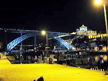 Porto - Vista nocturna