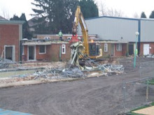 Demolishing the Gym 2007