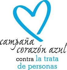 """Campaña """"Corazón azul"""""""