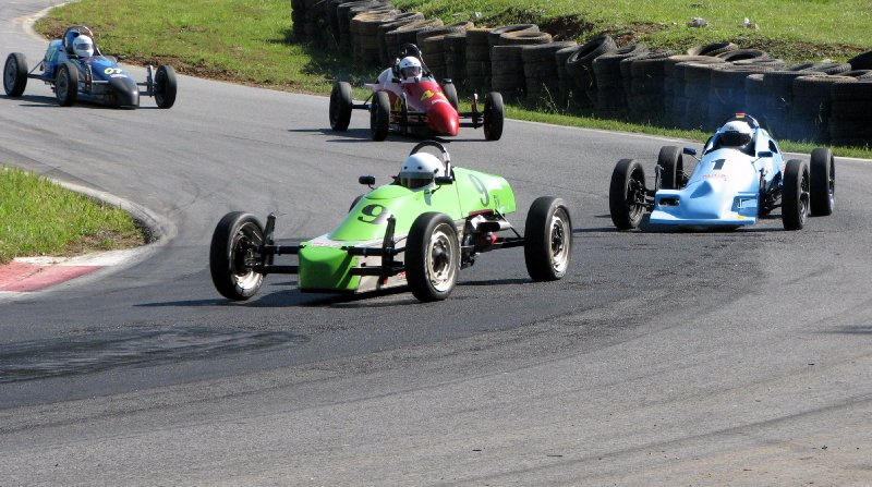 Formula V is one of the longest running classes in SCCA racing...
