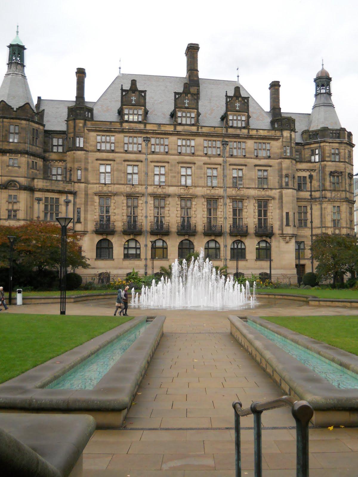 Heart Shaped: Sheffield