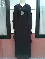 New Gorgeous Abayah ~ RM150