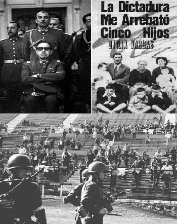 """Pinochet legalizó represiones de la DINA y la CNI a través de """"leyes secretas"""""""