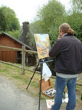 peintre en 2010