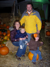 Our little Fam @ Pumpkin Patch